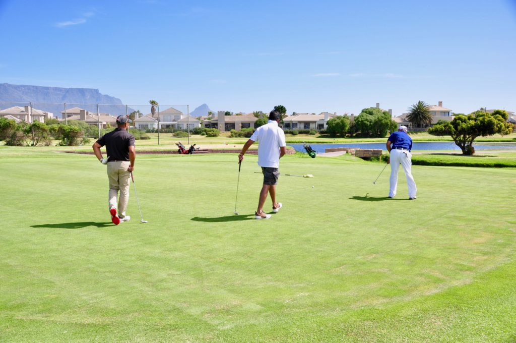 Goodwood Rotary Golf day